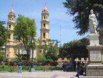 Iglesia de San Francisco en Piura