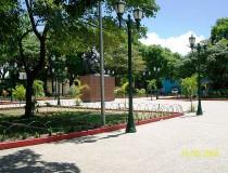 Plaza Bolívar de Puerto Ayacucho