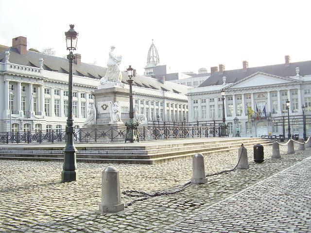 Plaza de los Mártires de Bruselas