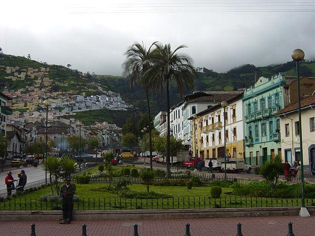 Galería de Arte Pentasiete de Quito