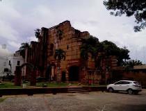 Ermita de San Antón en Santo Domingo