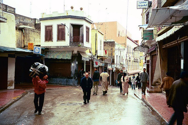 Sinagoga Nahon en Tánger