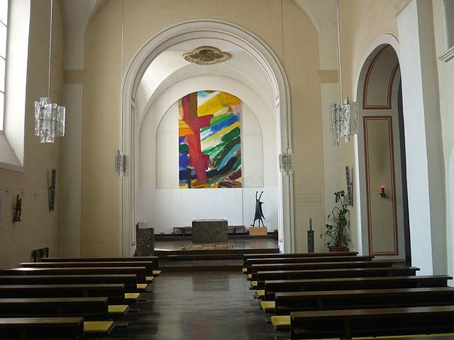Iglesia Rosa de Graz