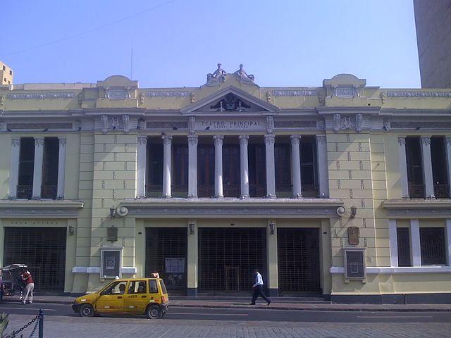 Teatro Segura de Lima