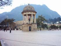Templete del Libertador en Bogotá
