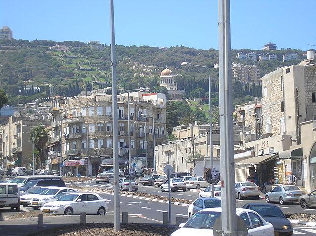 Wadi Nisnas en Haifa