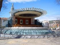 El Paseo del Arenal de Bilbao