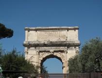 Los Arcos del Triunfo de Roma
