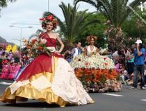 La Fiesta de la Flor, en Madeira