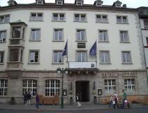 Hotel Elephant, más de tres siglos de historia en Weimar