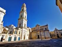 Lecce, barroco al sur de Italia