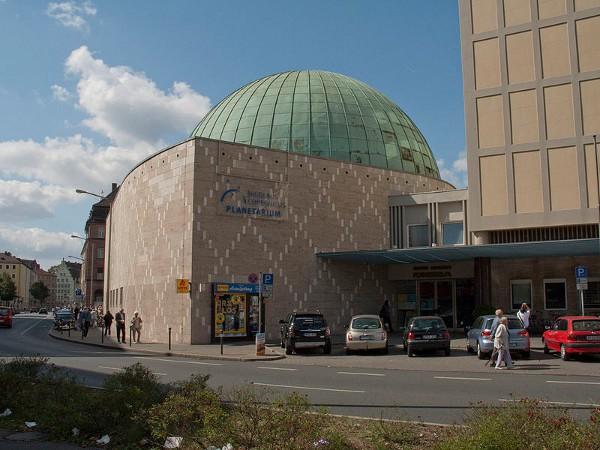 El Planetario Copérnico es una de las atracciones de Nuremberg