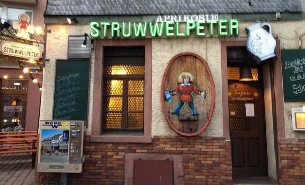 En Frankfurt hay una gran tradición sidrera