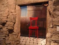 Valloria, un pueblo rescatado gracias al arte