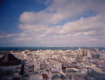 La Torre Tavira y la Cámara Oscura de Cádiz