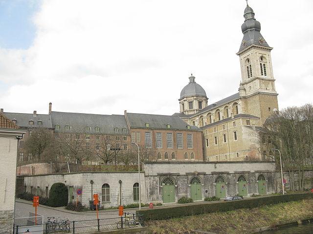 Abadía de San Pedro de Gante