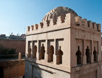 Almoravid Koubba de Marrakech