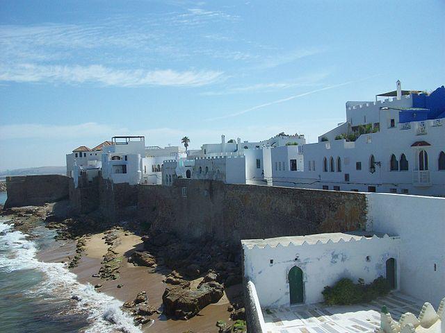 Palacio de Raissouli en Asilah