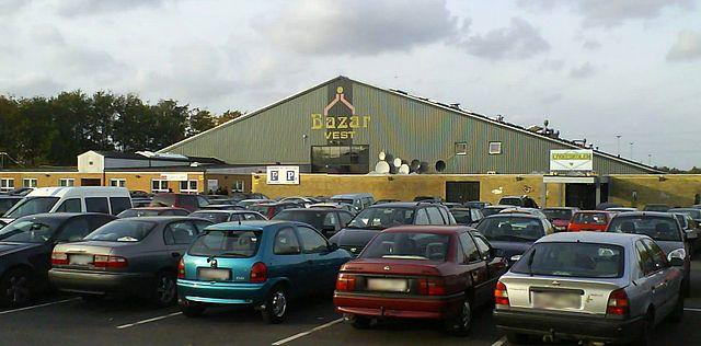Bazar Vest en Aarhus