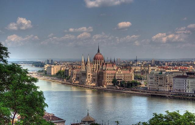Estatua de Raoul Wallberg en Budapest