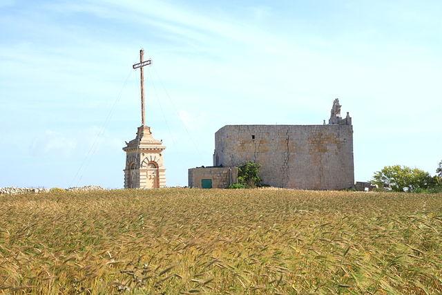 Capilla de la Anunciación en Malta
