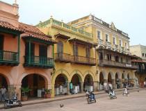 Parque Fernández de Madrid de Cartagena de Indias