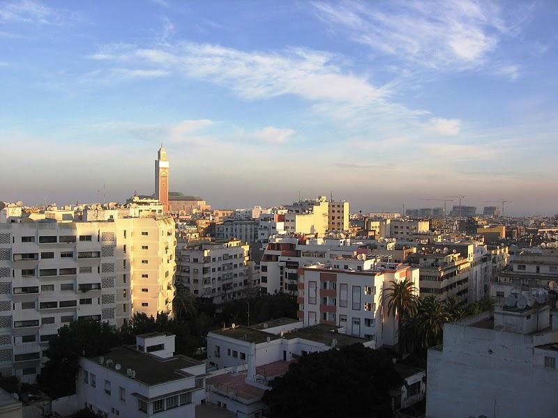 Galería de Arte L´Atelier 21 en Casablanca
