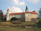 Castillo de la Resistencia en Telc