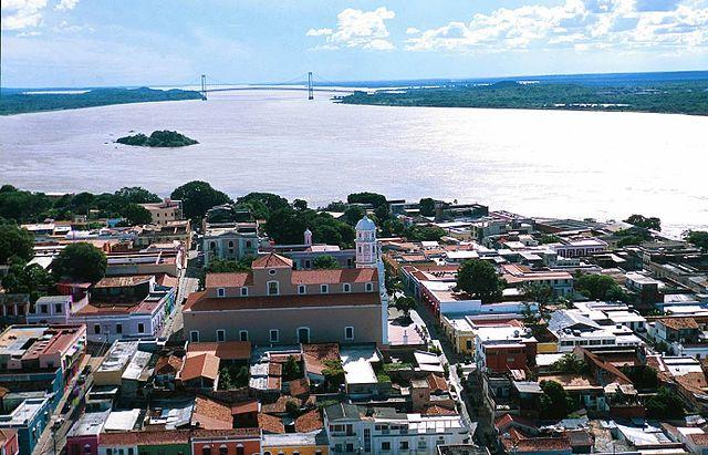 Salto Para en Ciudad Bolívar