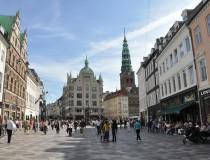 Estatua de Carl Nielsen en Copenhague