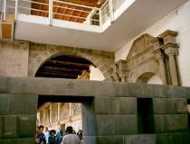 Templo de Coricancha en Cuzco