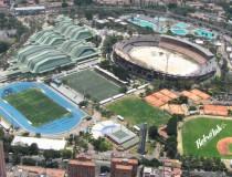 Estadio Atanasio Girardot en Medellín