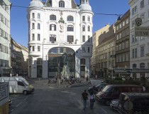 Estatua de Johannes Gutenberg en Viena