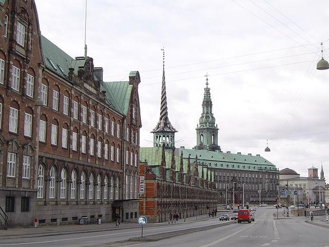 Galería de Arte David Risley en Copenhague
