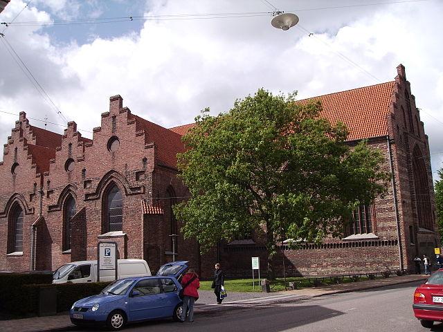Iglesia Hans en Odense