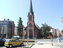 Iglesia Roja de Olomouc