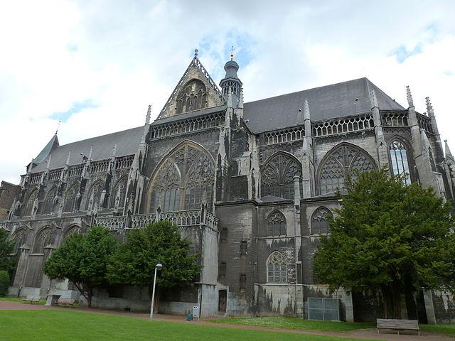 Iglesia Saint-Jacques-le-Mineur de Lieja