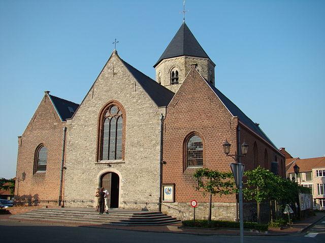 Iglesia de San Eligio en Bélgica