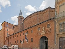 Iglesia de San Jerónimo de Toulouse