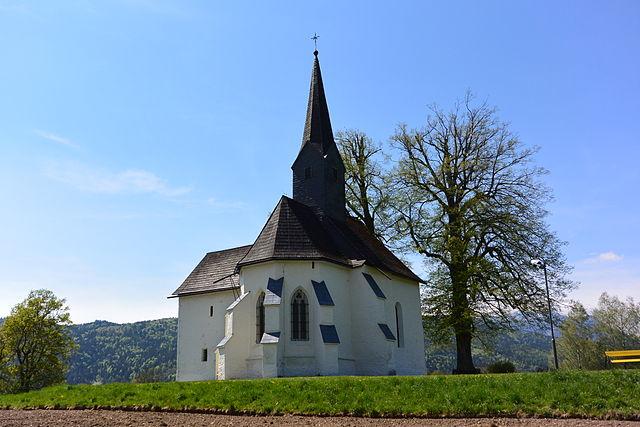 Iglesia de San Juan de Villach