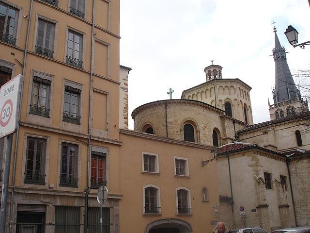 Iglesia de San Pablo de Lyon