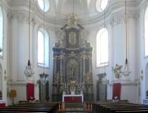 Iglesia de San Sebastián en Salzburgo