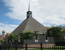 Iglesia Stolpkerk de Volendam