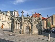Iglesia de San Jacobo en Kutná Hora