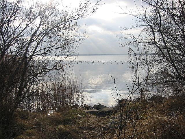 Lago Gooimeer en Holanda