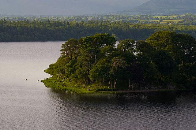 Lago Gill en Sligo