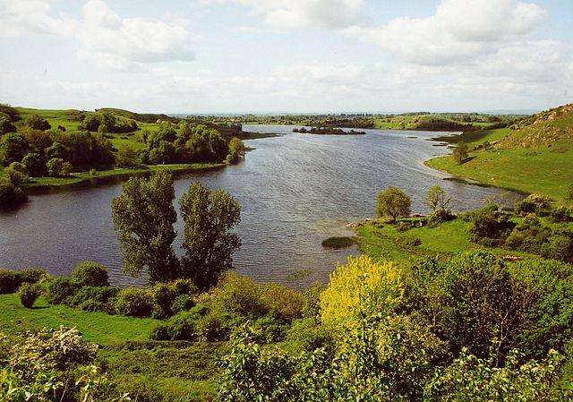 Lago Gur en Irlanda