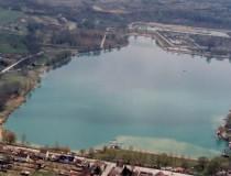 Lago Palatinus en Hungría