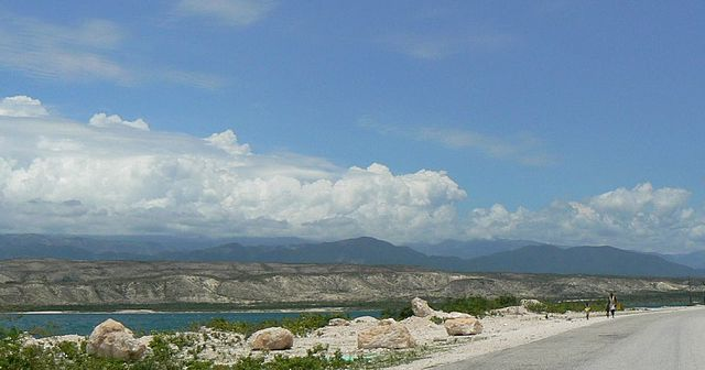 Laguna del Fondo en República Dominicana