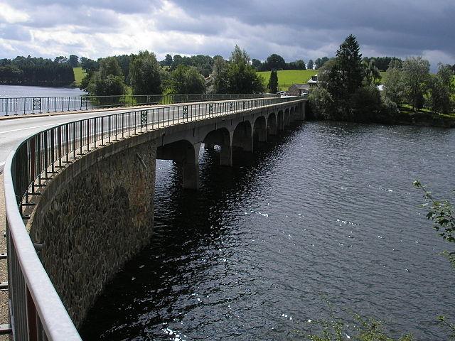 Lago Robertville en Bélgica